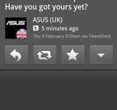 Asus Transformer Prime receiving update to fix random reboots
