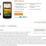MWC – Orange gets too eager, puts HTC One X online!