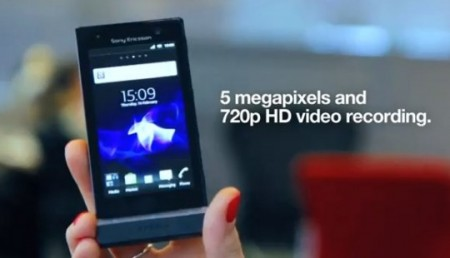 MWC   Orange to sell Xperia U in white