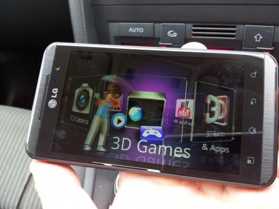 3d mobile optimus