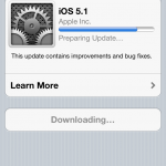 iOS 5.1 Available now
