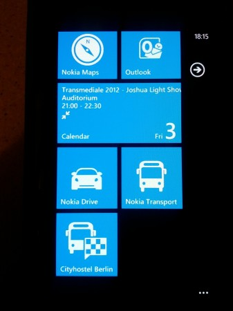 Nokia release another app for the Lumia range, this time its Nokia Transport