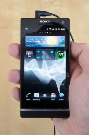 Sony Xperia S   Extended review