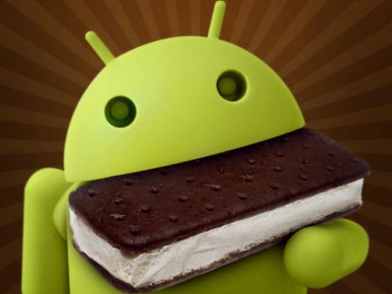 android ice cream sandwich di4wp