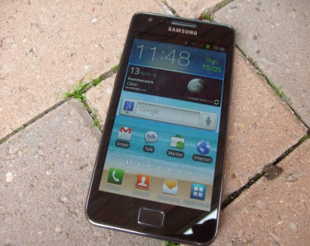 Galaxy SII ICS Upgrade set for Monday ?