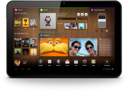 Project Chameleon for Android Tablets