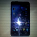 Completely real shot of the Galaxy SIII now online, honest.