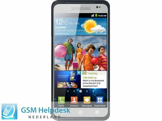 Galaxy SIII Leaked image number 34.. a little more promising