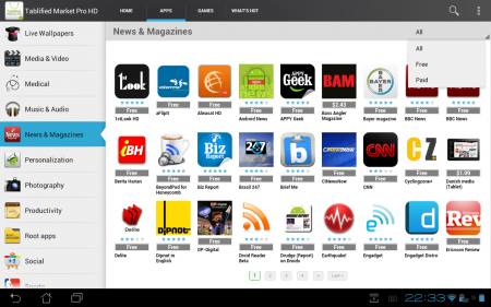 Coolsmartphone Recommended Android app   Tablified Market