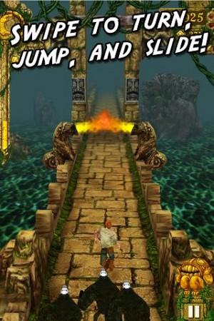 Temple Run for Android now available
