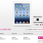 New iPad on sale at T-Mobile, same price as old iPad 2