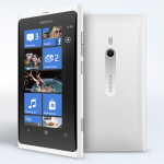 The Nokia Lumia 800 is finally available in White