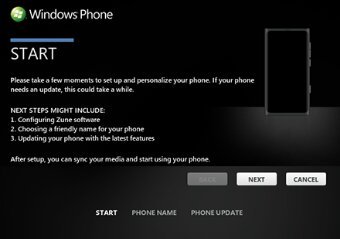 Roll up, roll up, get your Lumia 800 update on Three