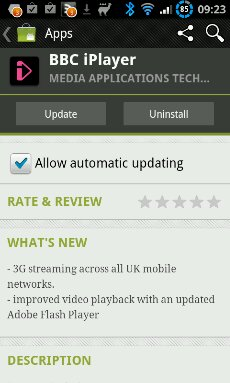 BBC iPlayer now offers 3G streaming for all