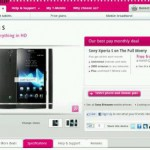 Xperia S now available to buy on T-Mobile