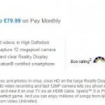 Sony Xperia S now selling on O2 too