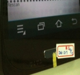 Galaxy SIII Prototype spotted