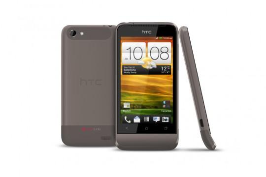 HTC One V 3V Gunmetal 540x360