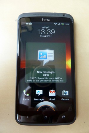 HTC One X Review 2