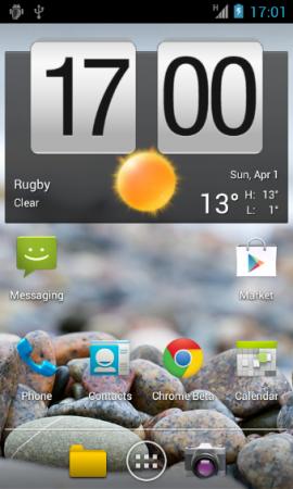 Samsung Galaxy S2   CM9