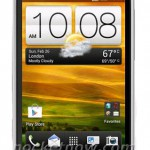 HTC Wildfire C spotted?