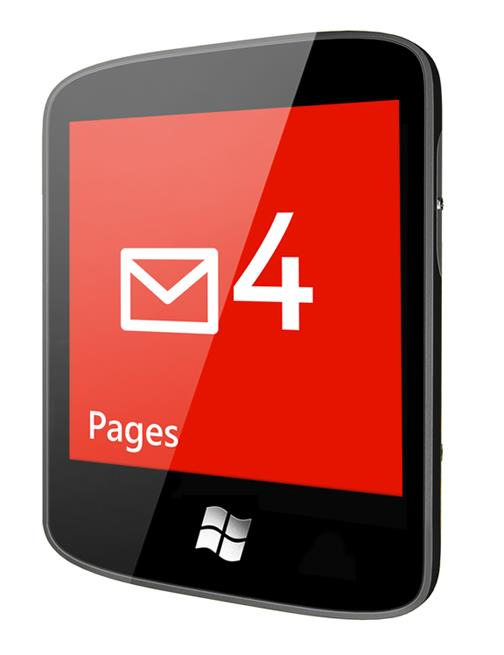 Microsoft announce a Windows Phone pager