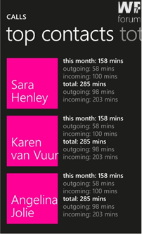 The next Nokia Lumia exclusive app looks like a data usage app