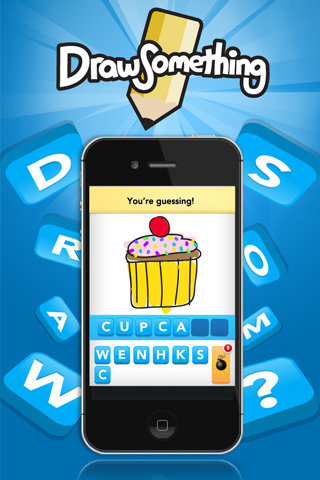 Draw Something tops 50 million downloads   hailed as fastest growing mobile game of all time