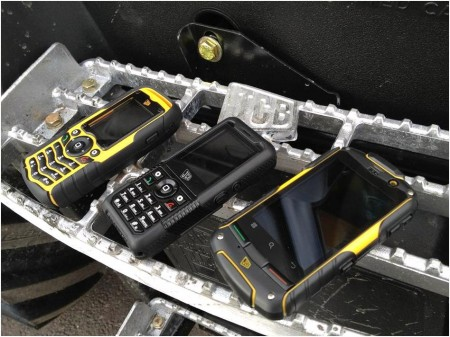 The next generation of JCB Toughphones   Now available