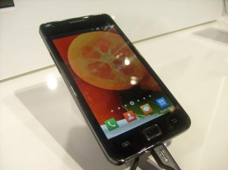 Orange Samsung Galaxy SII customers to get Ice Cream Sandwich tomorrow