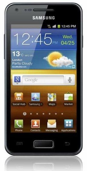 Samsung Galaxy Advance Now Available from Clove