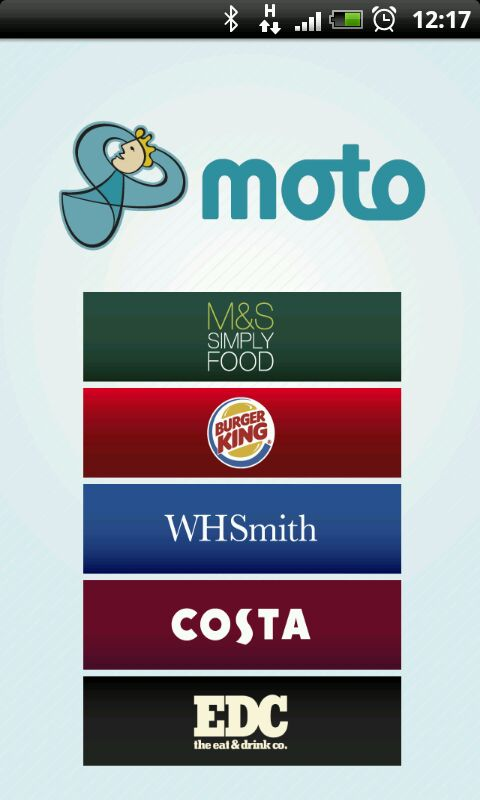 Recommended App  Moto Deals