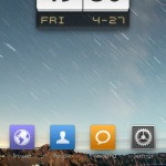 Mi-Home the Miui Launcher is now available for all ICS devices