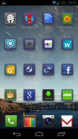 Mi Home the Miui Launcher is now available for all ICS devices
