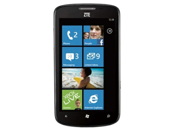 ZTE Tania Debuts With Virgin Mobile