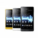 Sony Announce Xperia Go Smartphone