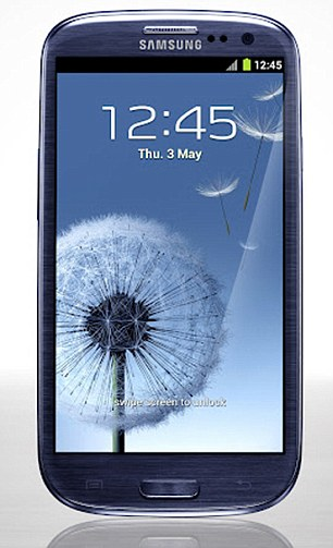 Samsung Galaxy SIII Pre orders Top 9 Million
