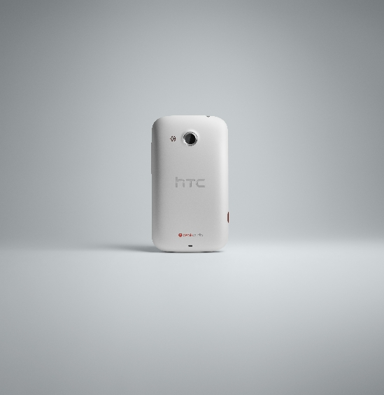 HTC Desire C BACK WHITE JPEG