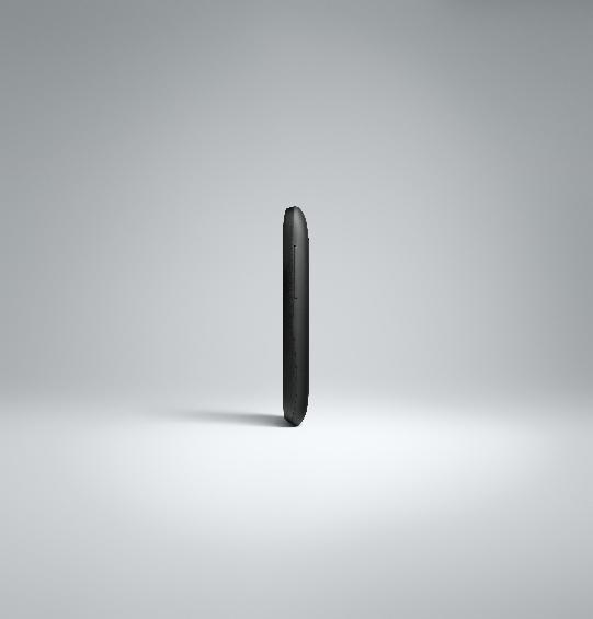 HTC Desire C SIDE BLACK RGB