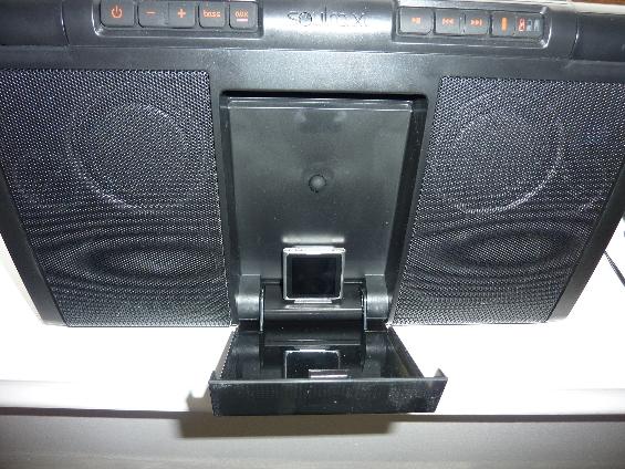 iPod Nano attached