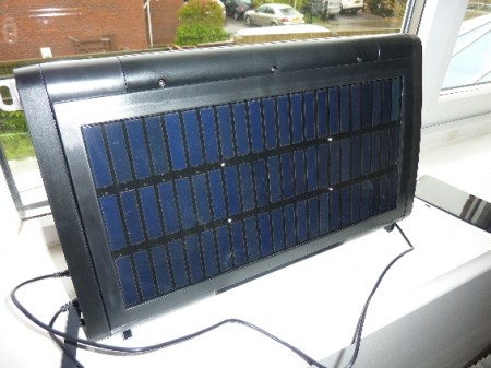 Eton Soulra XL Solar Powered Speaker   Review