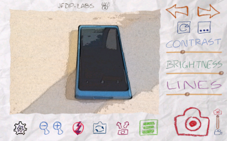 Paper Camera for Android adds High Quality mode