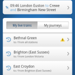 New National Rail Enquiries free app