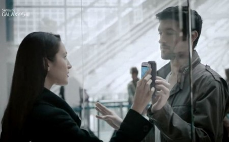 Samsung Galaxy SIII   TV Adverts are go