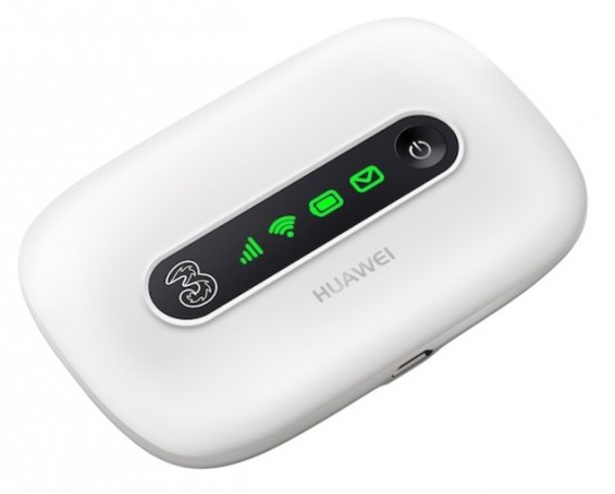 Three Announce New HSPA+ Value MiFi