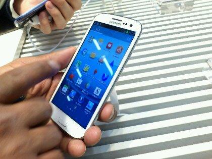 More SIM free Samsung Galaxy SIII Pricing