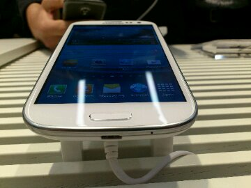 Galaxy SIII becomes biggest selling handset of the year