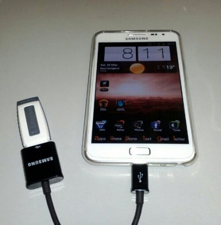 Do you have a Samsung Galaxy S2 or Galaxy Note and you can spare £4.04?