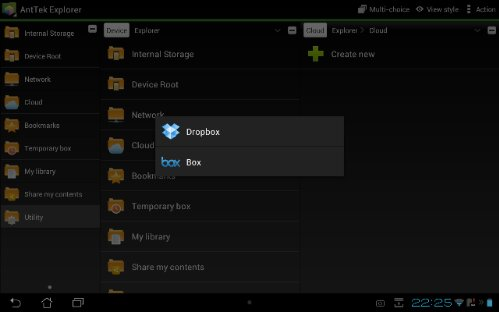 Coolsmartphone Recommended Android App   AntTek Explorer (File Manager)