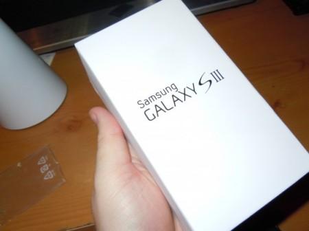 Initial Galaxy SIII Impressions